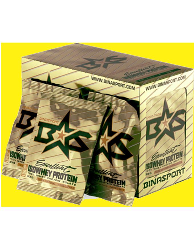 EXCELLENT ISOWHEY PROTEIN (18х33гр) | BINASPORT