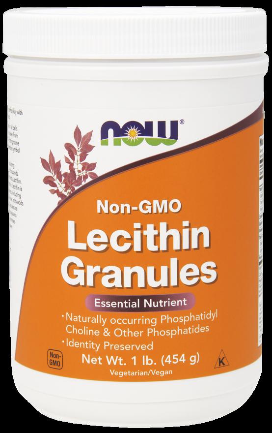 Лецитин гранулы 454 гр