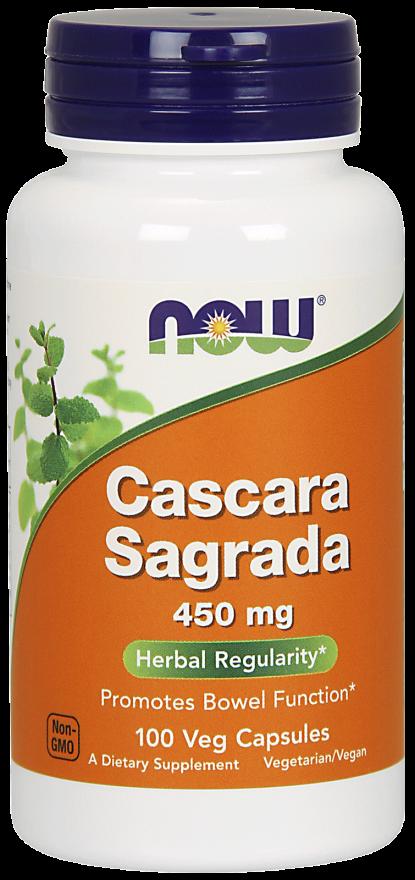 Каскара Саграда 450 мг 100 капсул