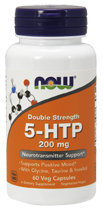 5-HTP c Глицином, Таурином и Инозитолом 200 мг  60 капсул