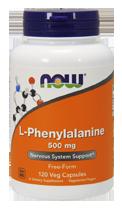 L-Фенилаланин Реворд 500 мг 120 капсул