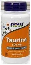 Таурин (Активатор) 500 мг 100 капсул