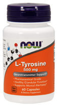 L-Тирозин (Брейн Бустер) 500 мг 60 капсул