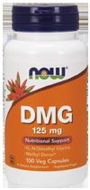 Диметилглицин (DMG) 125 мг 100 капсул