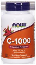 Витамин С-1000 100 капсул