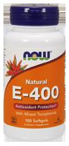 Витамин Е-400 100 капсул