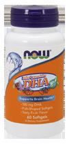 Докозагексаеновая кислота 100 мг DHA для детей 60 капсул