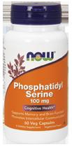 Фосфатидилсерин 100 мг 60 капсул