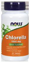 Хлорелла 1000 мг 60 таблеток