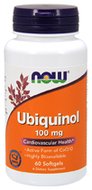 Убихинол 100 мг 60 капсул