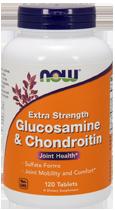 Глюкозамин  с Хондроитином Экстра Стрейнч 120 таблеток